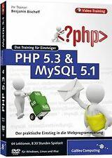 PHP 5.3 und MySQL 5.1 - Das Training für Einsteiger ... | Software | Zustand gut