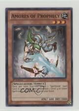 2012 Yu-Gi-Oh! Return the Duelist 1st Edition Amores of Prophecy #REDU-EN016 0s5
