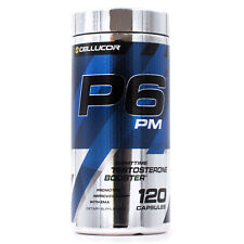 Cellucor P6 PM (120ct) Overnight testosterone booster muscle growth and recovery