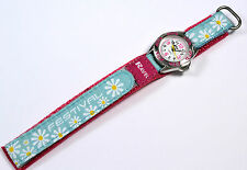 Ravel Girls 5atm Surfer Watch Aztec Velcro Strap Colour Option UK Turquoise