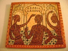 Putumayo presents Arabic Groove (CD, 2001) Abdel Ali Slimani, Abdy, Dania, etc.