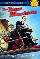 The Time Machine (A Stepping Stone Book(TM)) by H.G. Wells, Good Book