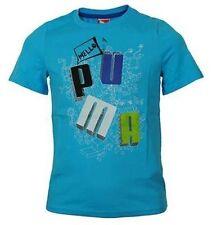 T-shirts et hauts bleu avec des motifs Graphique pour garçon de 2 à 16 ans