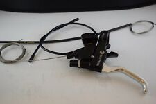 SHIMANO Deore LX ST-M567 Left front Shifter Brake Lever 3 speeds combo NOS