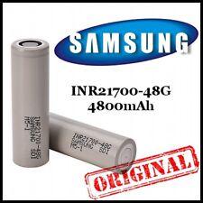 1x SAMSUNG INR 21700 rechargeable battery 4800mAh 30A High Drain SMOK Vape Mods