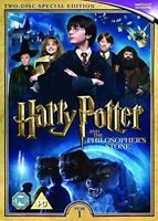 Harry Potter And The Philosophers Beige DVD Nuovo DVD (1000596900)
