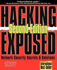 Hacking Exposed: Network Security Secrets & Solutions (Paperback or Softback)