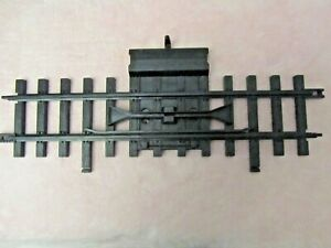 NEW BRIGHT Industrial Co. Ltd. Straight Away Stop Track for G Scale