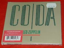 Coda [Deluxe Edition] [Slipcase] by Led Zeppelin (CD,Jul-2015,3 Discs, Atlantic)