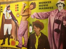 The Monkees, Two Page Vintage Centerfold Poster