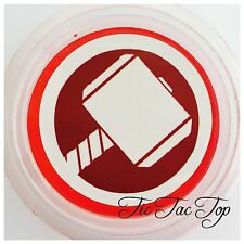 1x The Avengers Thor Jelly Cup (Empty). Party Supplies Lolly Loot Bags Superhero