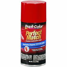Duplicolor BTY1560 For Toyota Code 3E5 Super Red II 8 oz. Aerosol Spray Paint