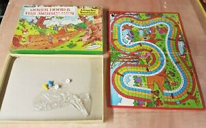 Rare Vintage Disney Robin Hood and His Merry Men Board Game c. 1970s