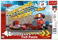 Trefl 15 pezzi Bambino Ragazzi Fulmini & Mack MACCHINE pavimento Puzzle