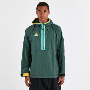 Men's Nike ACG Woven Hooded Jacket -Style# 931907 375-Reg $150-Sz XL -NEW