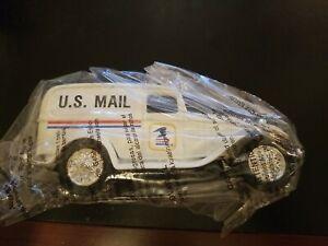 1932 U.S. Mail Panel Truck Bank Die Cast Metal By Ertl