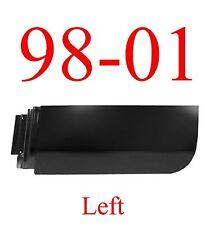 98 01 Dodge Left Rear Quad Cab Lower Door Skin, Truck Club Cab 4 Door Ram