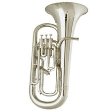 Besson BE165-2-0 Student 4-Valve Euphonium in Silver BRAND NEW