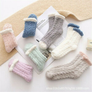 Warm Lamb Wool Socks Winter 2020 Nice