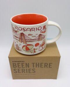 Starbucks Café Tasse Been There Séries Rosaire Argentine 14 ML