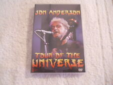 """Jon Anderson """"Tour of the Universe"""" 2005 dvd Classic Pictures NEW"""