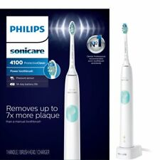 Philips Sonicare ProtectiveClean 4100 Rechargeable Electric Toothbrush White NEW