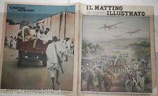 1936 Addis Abeba avanzata Badoglio Eleonora di Toledo Somalia Mandragora Cinema