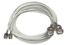 5m dünnes Low loss TWIN-Koaxkabel für Novero Dabendorf MIMO-Antenne