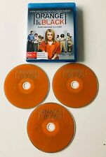 Orange Is The New Black Complete Season 1 Blu-ray 3-Disc #buyfromthebush