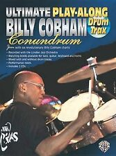 Ultimate Play-Along Drum Trax Billy Cobham Conundrum: Jam with Six Revolutionary
