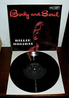 BILLIE HOLIDAY  LP BODY AND SOUL