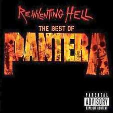PANTERA Reinventing Hell The Best Of CD BRAND NEW