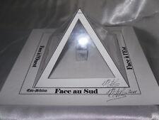 La Pyramide à souhait Magique blanche Esotérisme rare inédit+++