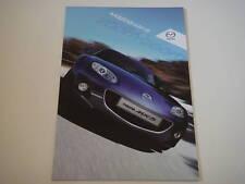 Mazda . MX-5 . Mazda MX5 . November 2011 Sales Brochure