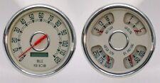 1951 1952 Ford pickup New Vintage gauge kit-Woodward series