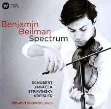 Benjamin Beilman - Spectrum CD PLG Classics NEW