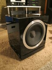 B&w Bowers & Wilkins db1 High End Subwoofer attivo in nero come nuovo
