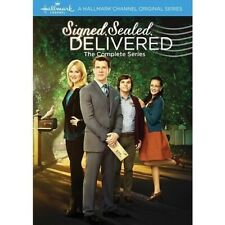 Signed, Sealed, Delivered The Complete Series DVD set