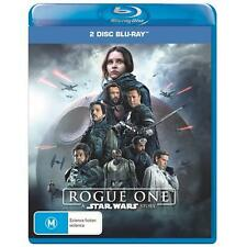 Rogue One: A Star Wars Story Blu Ray New and Region Free