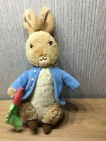 Beatrix Potter Peter Rabbit Plush Soft Toy Teddy Baby Collectable 13 Inch