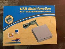 USB Multi-function All In 1 Internal Card Reader