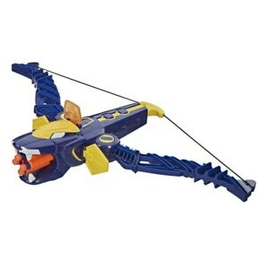 Power Rangers Beast-X King Mega Bow Nerf Blaster Beast Morphers Shoot Fire Darts