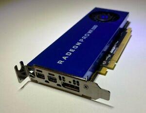 HP Radeon Pro WX 3100 4GB GDDR5 Graphics Card ATi
