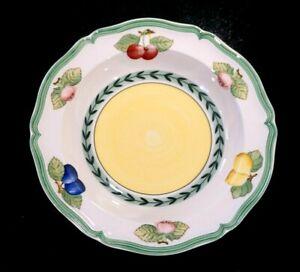 Beautiful Villeroy Boch French Garden Fleurence Rimmed Soup Bowl