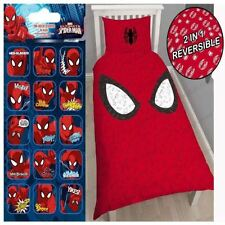 Parures de lit spider-man pour enfant