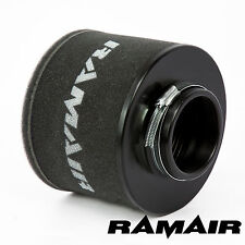 RAMAIR UNIVERSAL AIR FILTER 90mm NECK MONSTER INDUCTION INTAKE FB-104