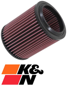 K&N REPLACEMENT AIR FILTER FOR AUDI A8 D3 BFL 3.7L V8
