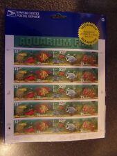 Aquarium Fish Sheet of 20 Stamps Scott #3317-20 MNH FREE Shipping to USA
