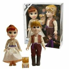 ️380884 Giochi Preziosi Disney Frozen 2 Anna and Kristoff con Accessori B07tdr