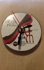 Devil Wears Prada Authentic Movie DVD Clock Anne Hathaway Meryl Streep